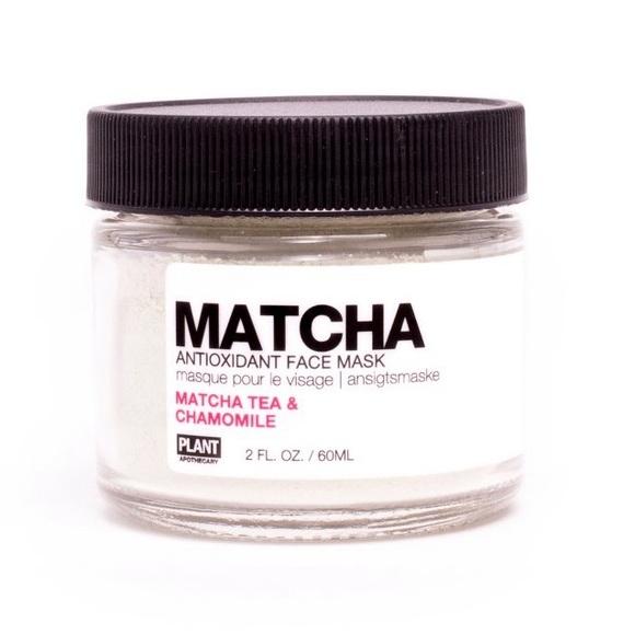 Other - PLANT Matcha Antioxidant Face Mask with Chamomile